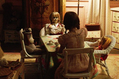 「死霊館」動画フルを無料視聴する方法と映画を観た感想